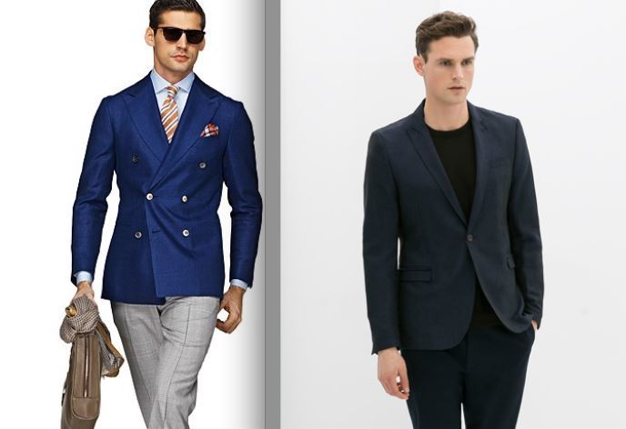 5a0e2d807296 Blazer bleu marine homme coudiere - Idée de Costume et vêtement