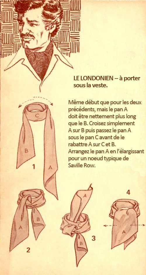 conseils de style comment bien porter une echarpe pour homme jamais vulgaire blog mode. Black Bedroom Furniture Sets. Home Design Ideas