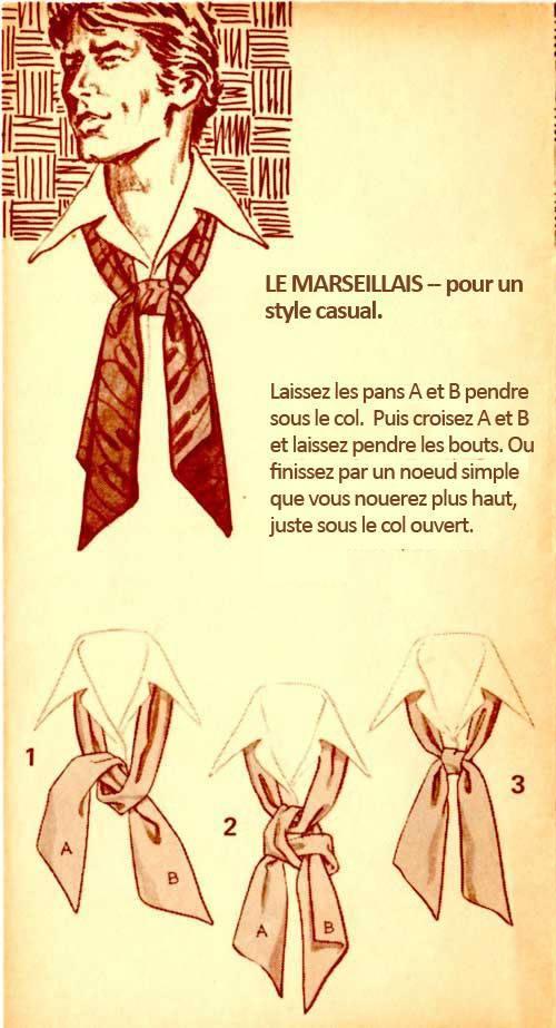 Conseils de style comment bien porter une echarpe pour - Nouer une echarpe ...