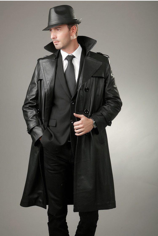 Guide ultime des vestes et blousons en cuir pour homme for Men a porter