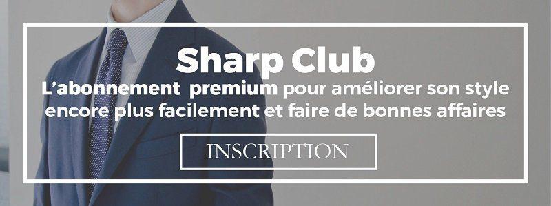 sharp club