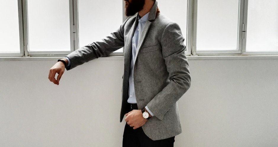 gastby paris une premiere collection casual chic prometteuse test veste pantalon et manteau. Black Bedroom Furniture Sets. Home Design Ideas