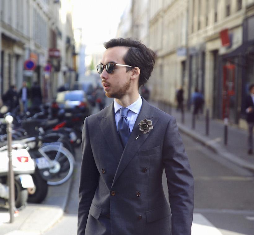 style-cravate-bleu