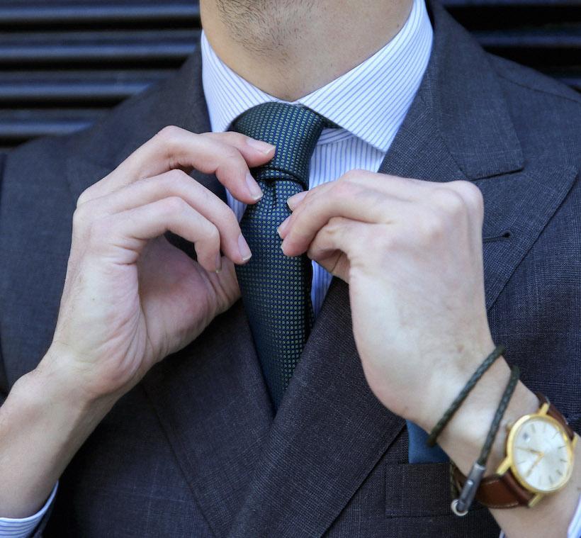 style-cravate-verte
